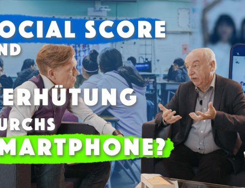 Hajo fragt nach #4 – Social Score und Verhütung durchs Smartphone