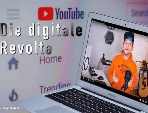 Die digitale Revolte