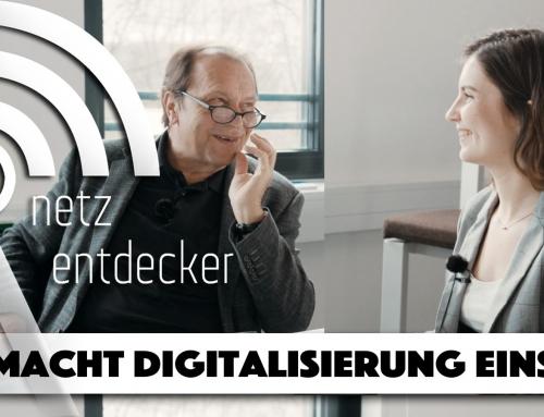Netzentdecker on Tour #2 – Macht Digitalisierung einsam?