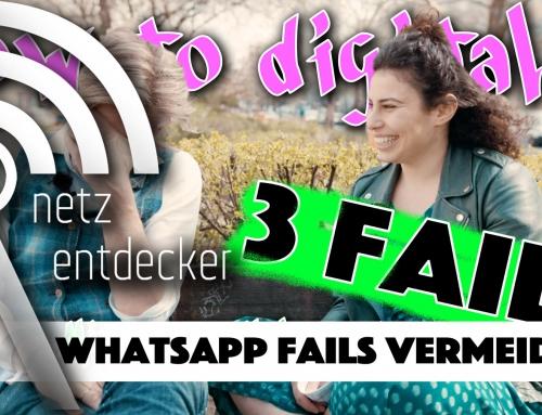 How to digital?! #1 – Welche Fails du unbedingt vermeiden musst!