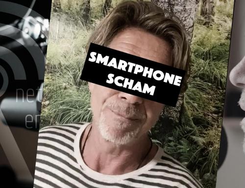 Smartphone-Scham?