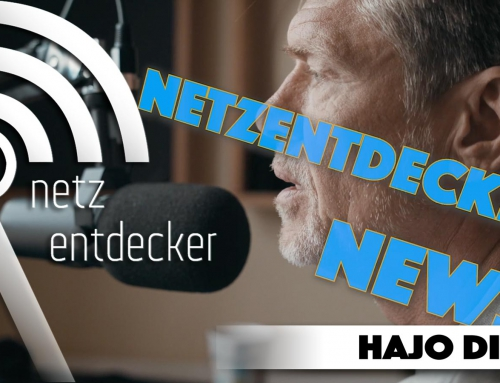 Netzentdecker News #1 – Hajo did it!