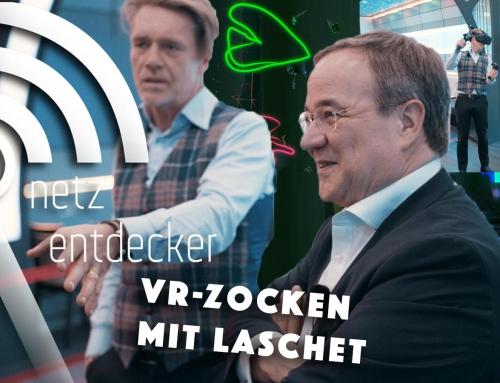 Hajo testet#9 – VR-Gaming mit Laschet
