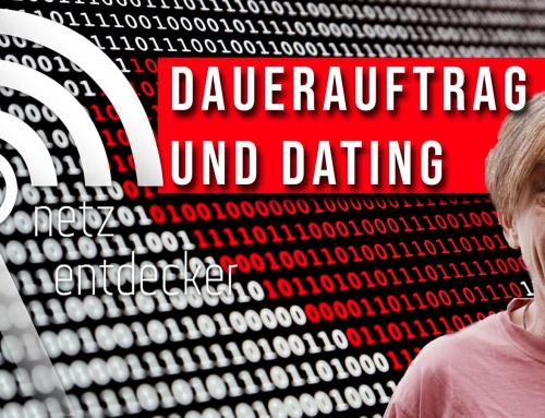 Dauerauftrag und Dating