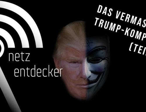 Das vermasselte Trump-Komplott (Teil 1)